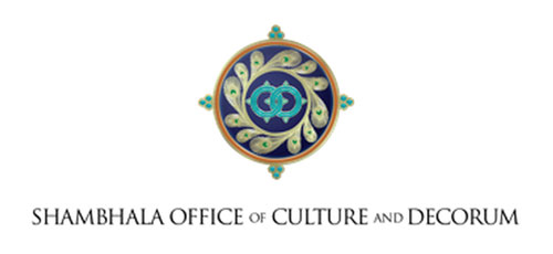 Culture And Decorum Logo And Pin
