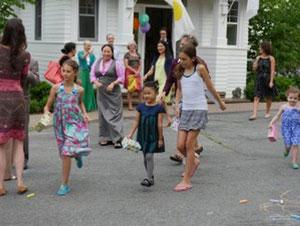 Jetsun Drukmo celebrates her 4th birthday in Halifax