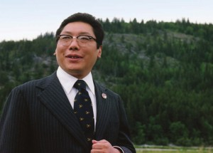 Chogyam Trungpa - Shambhala Mountain Center 1