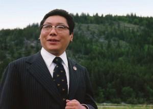 Chogyam Trungpa - Shambhala Mountain Center 1