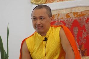 Sakyong Mipham Rinpoche 1